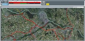 Combining GIS and SCADA with zenon