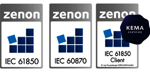 IEC 60870, IEC 61850, IEC 61400-25 - drivers e protocolos do zenon Energy Edition - COPA-DATA