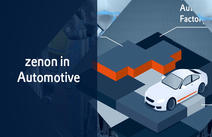zenon Software Platform in Automotive