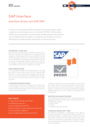 SAP Interface