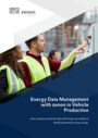 Energy Data Management with zenon in Vehicle Production